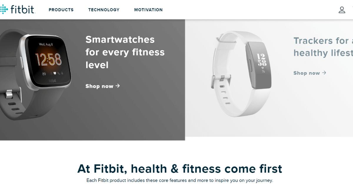 健身數據市場