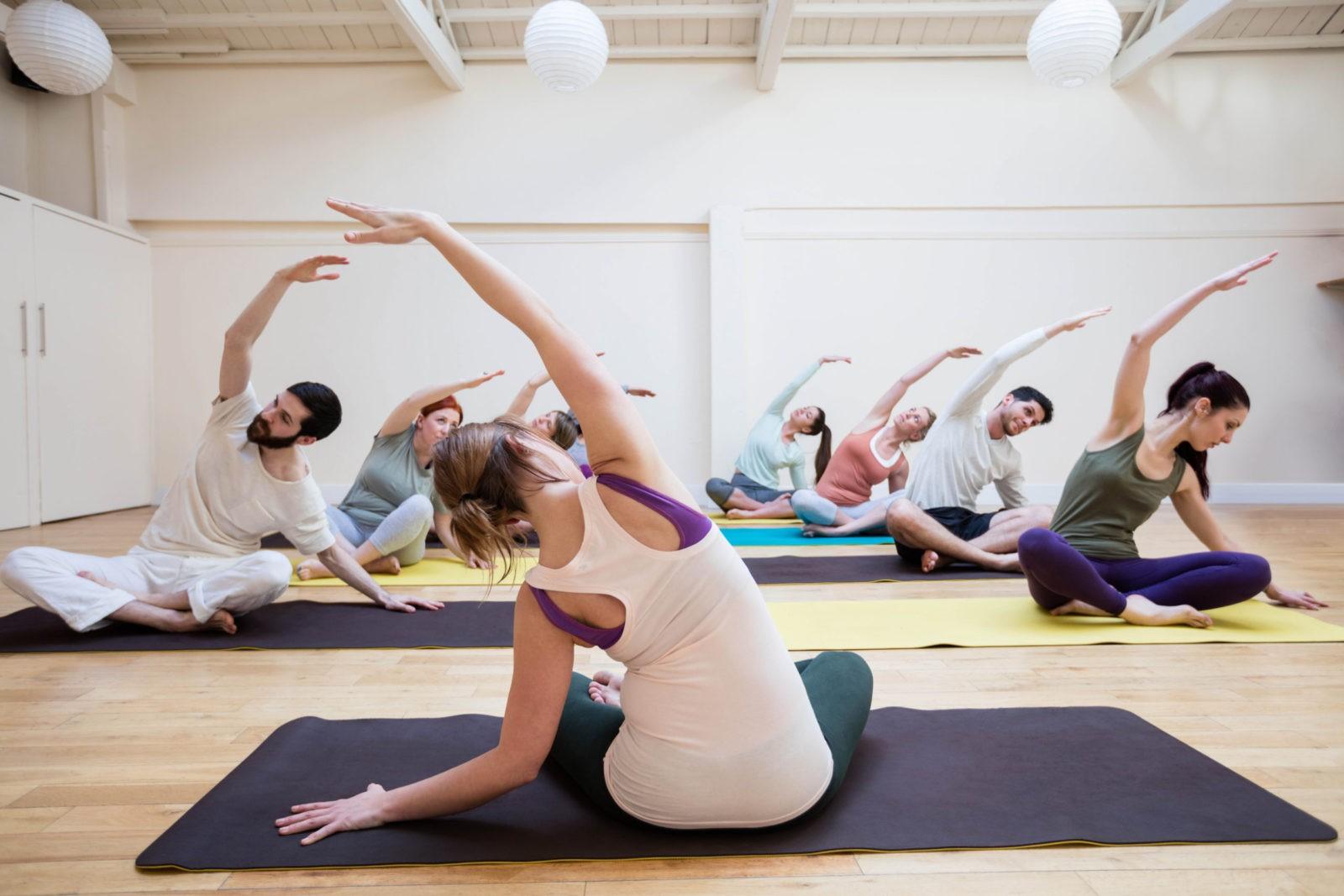 開設瑜珈教室必讀的7大要點