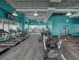 健身房大型設備