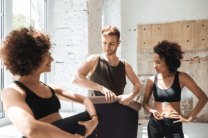 瑜珈反饋與評論
