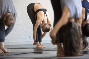 瑜珈教室活動