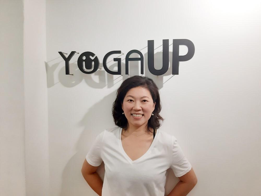 上上瑜珈 yogaup