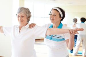 銀髮健身課程規劃
