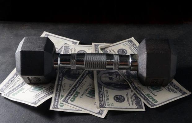 「中租零卡分期」4個理由讓他成為最適合健身房的線上支付工具!