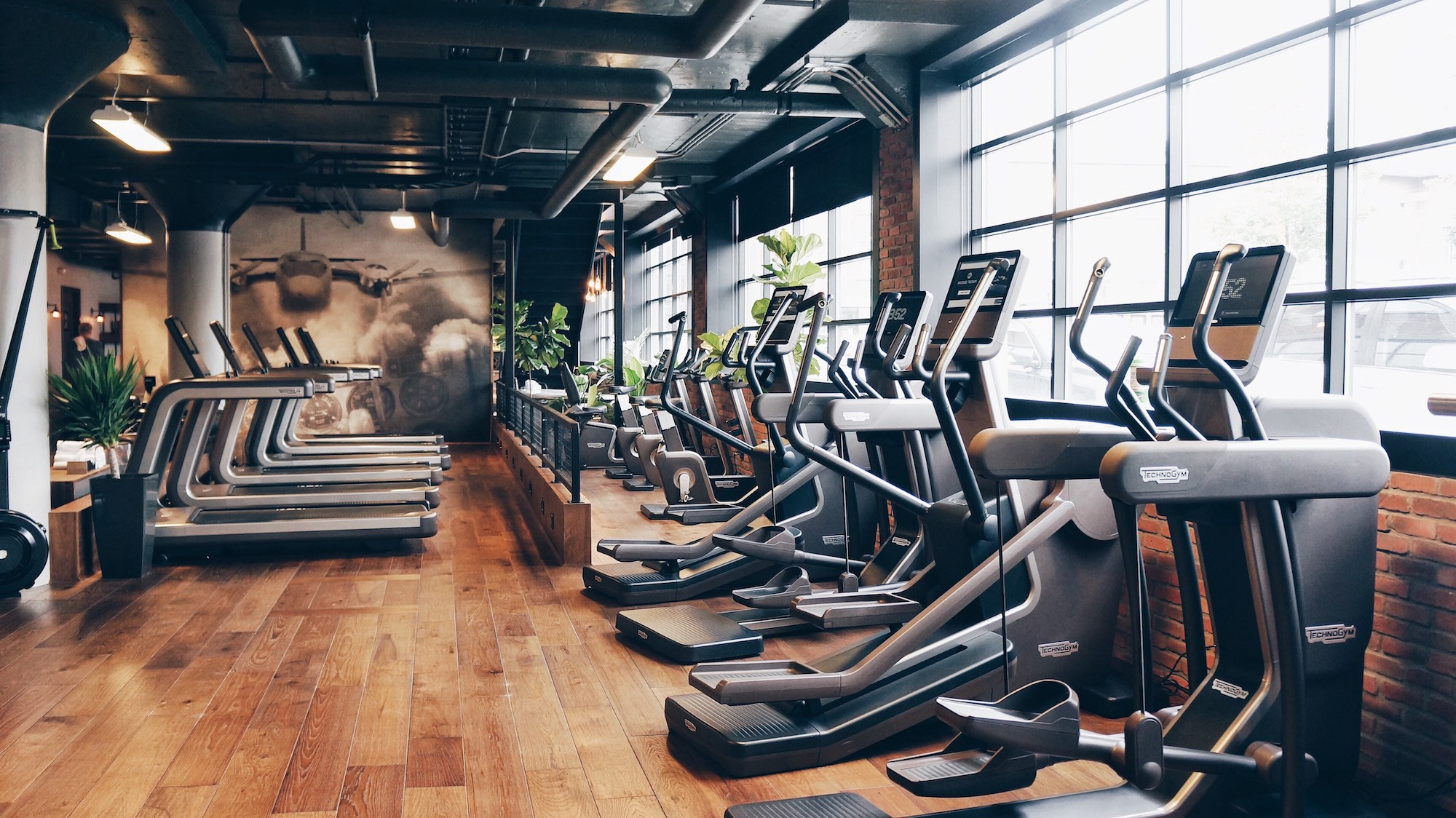 連鎖健身房