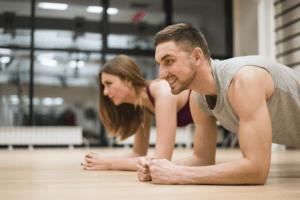 健身房服務