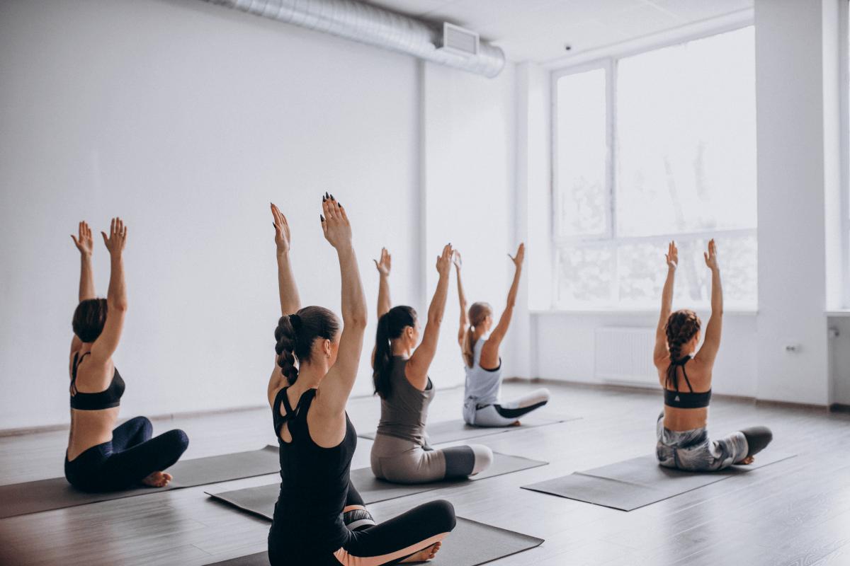 瑜珈工作室