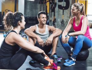 健身房反饋